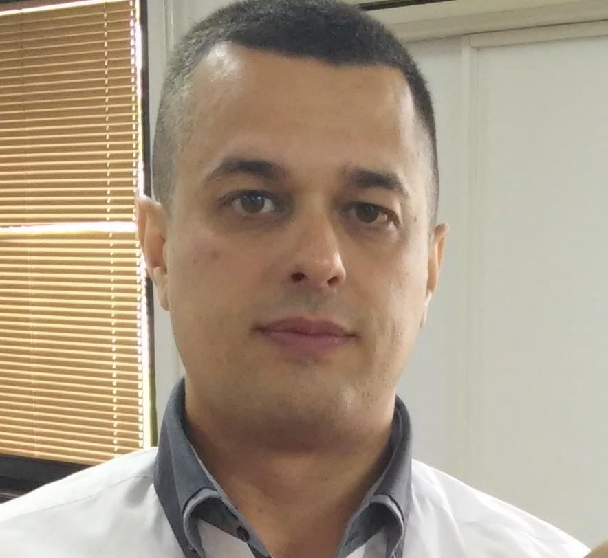 Dragan Lazarevski, Vice President and Global Technology